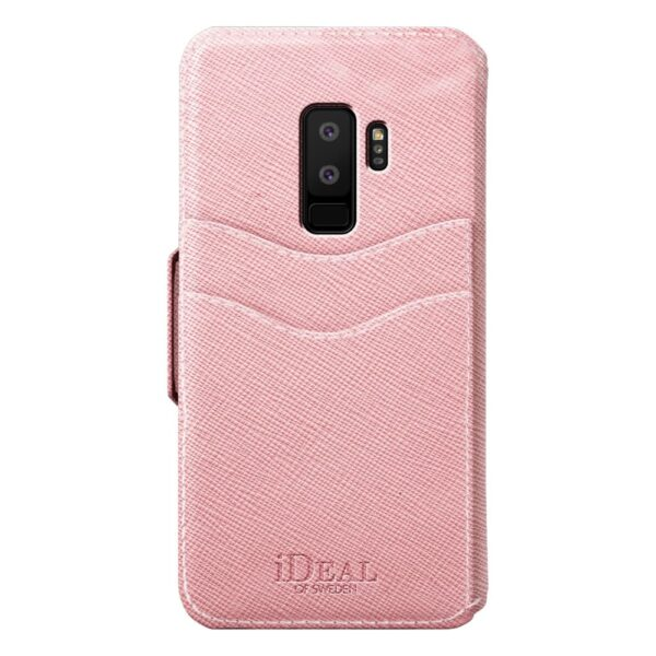 Etui - Samsung Galaxy S9 Plus - Pink - Fashion Wallet
