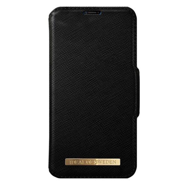 Etui - iPhone X - Black - Fashion Wallet