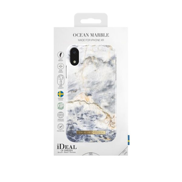 Maskica – iPhone Xr – Ocean Marble – Fashion Case
