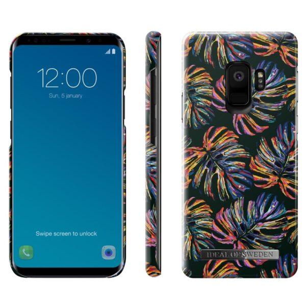 Maskica - Galaxy S9 - Neon Tropical - Fashion Case