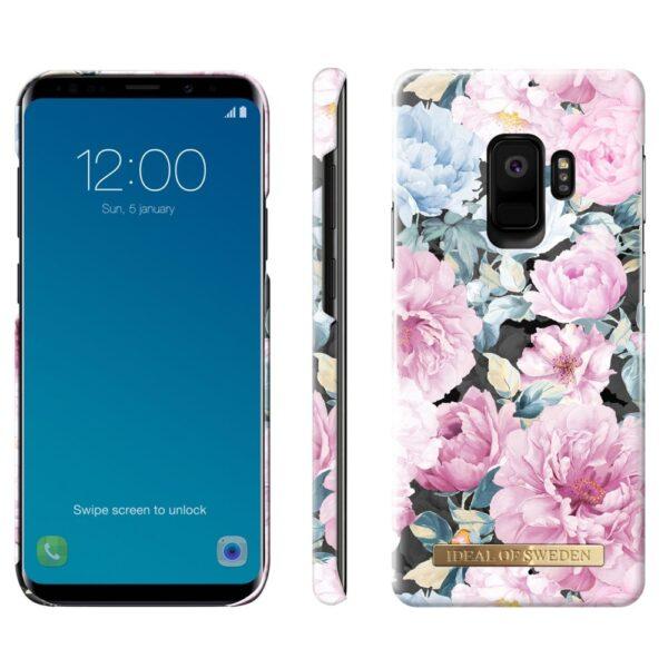Maskica - Galaxy S9 - Peony Garden - Fashion Case