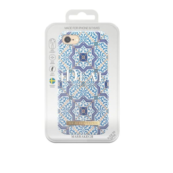 Maskica - iPhone 8/7/6/6S - Marrakech - Fashion Case