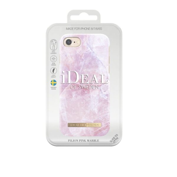 Maskica - iPhone 8/7/6/6S - Pilion Pink Marble - Fashion Case