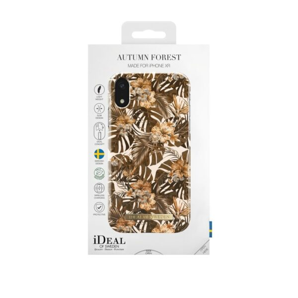 Maskica - iPhone Xr - Autumn Forest - Fashion Case