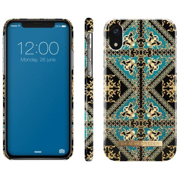 Maskica - iPhone Xr - Baroque Ornament - Fashion Case