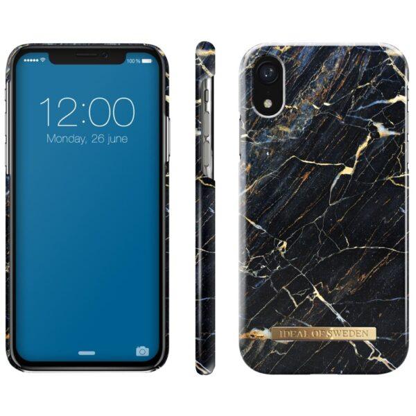 Maskica - iPhone Xr - Port Laurent Marble - Fashion Case