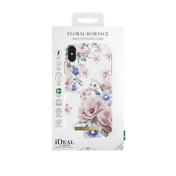 Maskica - iPhone Xs Max - Floral Romance - Fashion Case