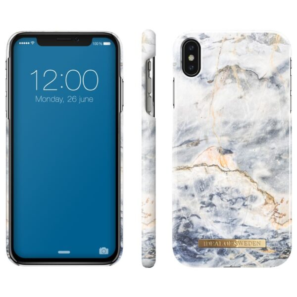 Maskica - iPhone Xs Max - Ocean Marble - Fashion Case