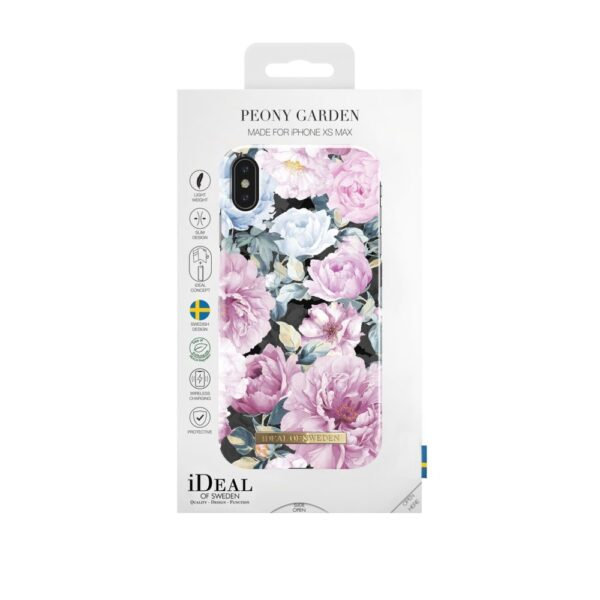 Maskica - iPhone Xs Max - Peony Garden - Fashion Case