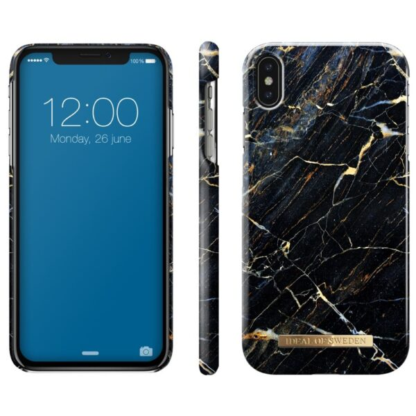 Maskica - iPhone Xs Max - Port Laurent Marble - Fashion Case
