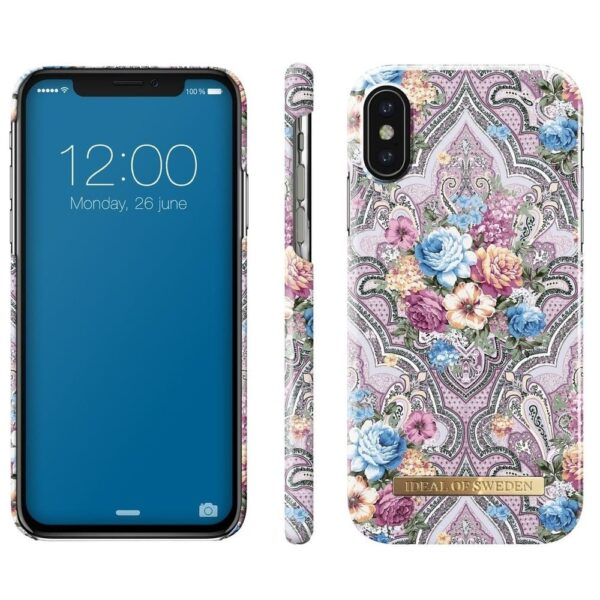 Maskica - iPhone Xs/X - Romantic Paisley - Fashion Case