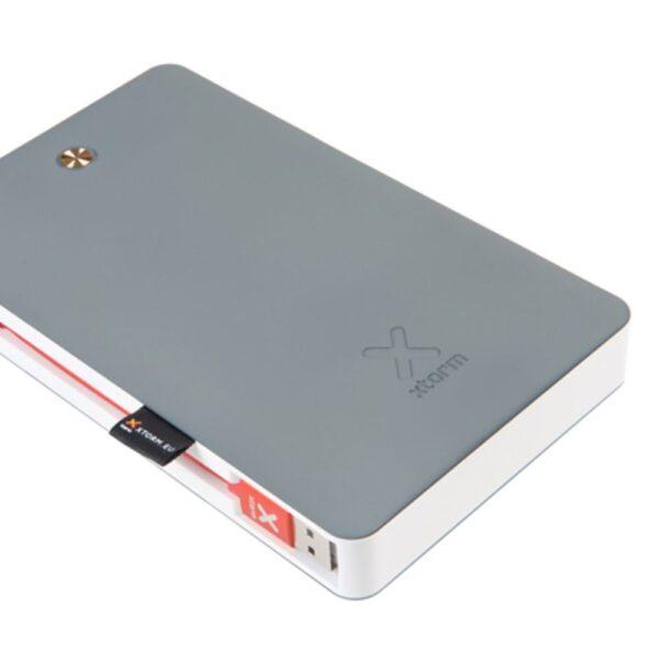 Prijenosni punjač - 27.000 mAh - Uni 3xUSB & 1xUSB-C - +MicroUSB + Removable USB-C & MicroUSB cable
