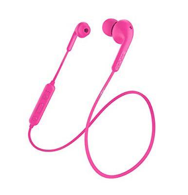 Slušalice - Bluetooth - Earbud BASIC - MUSIC - Pink