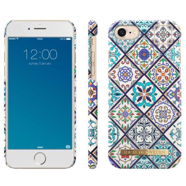 Maskica - iPhone 8/7/6/6S - Mosaic - Fashion Case