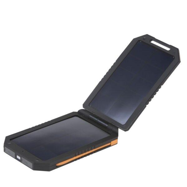 Prijenosni punjač - 6.000 mAh - Uni 2xUSB - +MicroUSB cable - Lava 2 solar charge