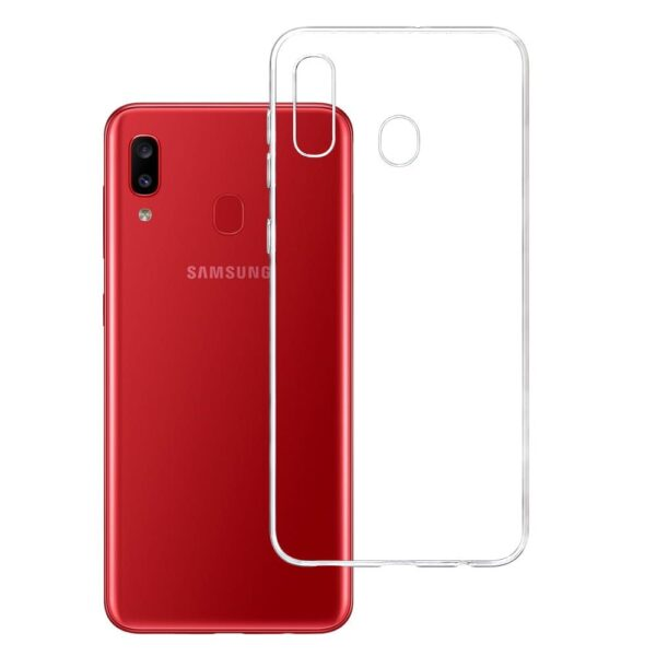 Maskica - Clear Case Samsung Galaxy A20