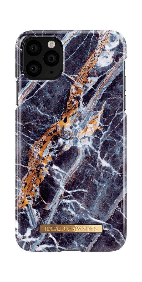 Maskica - iPhone 11 Pro MaxXs Max - Midnight Blue Marble - Fashion Case