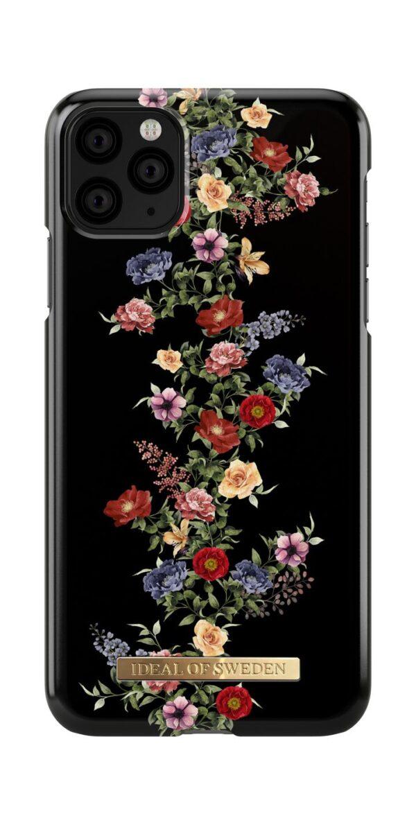Maskica - iPhone 11 Pro MaxXsXs Max - Dark Florar - Fashion Case