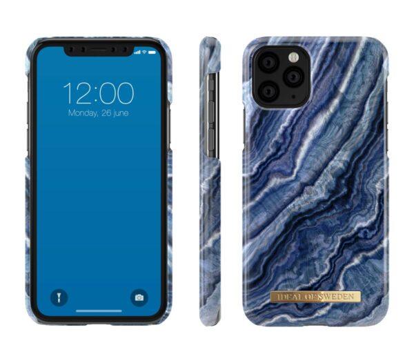Maskica - iPhone 11 ProXsX - Indigo Swirl - Fashion Case
