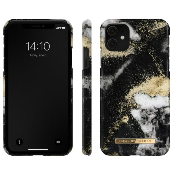 two phone case displayed on a white background