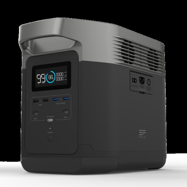 Eco Flow Delta Battery